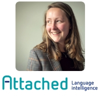 Marieke Voorvelt | Content Strategist | Attached Language Intelligence » speaking at Aviation Festival