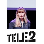 Melissa Jenkins | Chief Technology Officer | Tele2 IoT » speaking at Total Telecom Congress