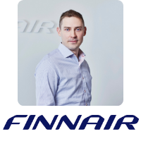 Juha Karstunen | Digital Transformation Lead | Finnair » speaking at Aviation Festival