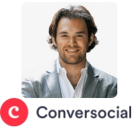 Joshua March | Co Founder And Chief Executive Officer | Conversocial » speaking at Aviation Festival