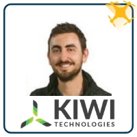 Adam Bercu | Founder And Chief Executive Officer | Kiwi Technologies » speaking at UAV Show