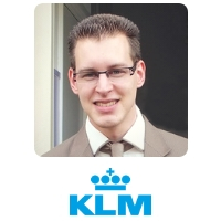 Daniël Veldkamp | Customer Payments Manager | KLM » speaking at Aviation Festival