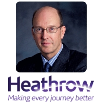 Chris Garton | Chief Operating Officer | Heathrow Airports Limited » speaking at Aviation Festival
