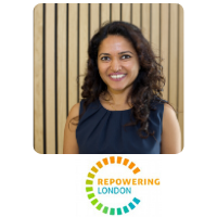 Afsheen Rashid | Co-founder and Co-Chief Executive Officer | Repowering London » speaking at Solar & Storage Live