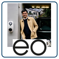 Charlie Jardine | Chief Executive Officer | EO Charging » speaking at Solar & Storage Live