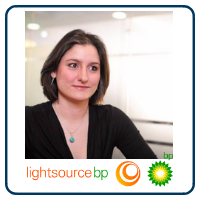 Zosia Riesner | Head of Corporate PPA | LightsourceBP » speaking at Solar & Storage Live
