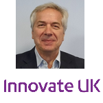 Jean-Francois Fava-Verde, Innovation Lead, Digital, Innovate UK