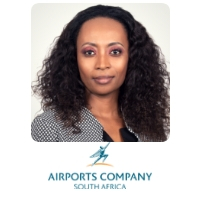 Fundi Sithebe | Chief Operating Officer | Airports Company South Africa » speaking at Aviation Festival