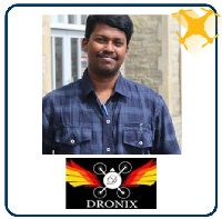 Ganesh Subramanian | FAA Remote pilot | Chief Operations- Aero 360 and Professor- Department Of Ece » speaking at UAV Show