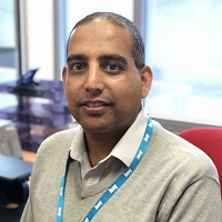 Shailesh Koirala, Digital Engineering Manager and Senior Technical Services Engineer, Knauf Plasterboard