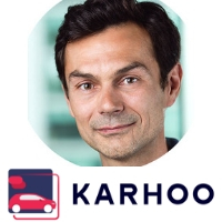 Nicolas Andine | Co Chief Executive Officer | Karhoo » speaking at World Rail Festival