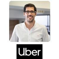 Juan Galiardo, Head Of Spain, Uber