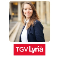 Fanny Mathey | Deputy Commercial Director | TGV Lyria » speaking at World Rail Festival