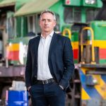 James Holley   Chief Executive Officer   Traxtion » speaking at Africa Rail