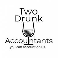 Two Drunk Accountants at Accounting Business Expo 2020