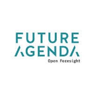 Dr Robin Pharoah, Director - Global Insights, Future Agenda