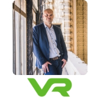 Jani Jääskeläinen | Head Of Business Solutions | VR Group » speaking at World Rail Festival