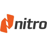 Nitro Software Pty Limited at Tech in Gov 2019