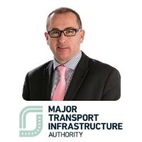 Corey Hannett, Director - General, Major Transport Infrastructure Authority