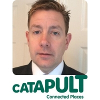 Steve Quantick | Strategic Business Development Director | Connected Places Catapult » speaking at World Rail Festival