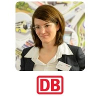 Veronika Görtz | Head Of Strategic Pricing And Marketing Projects | Deutsche Bahn » speaking at World Rail Festival