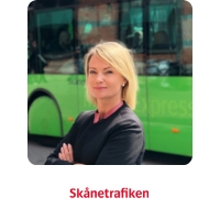 Mariell Hallenhed | Product Owner Ticketing and Payments | Skanetrafiken » speaking at World Rail Festival