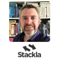Andy Mallinson, Managing Director (Emea), Stackla