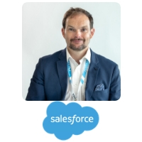 Cyril Treacy, Vice President Of Industry Architects, Salesforce UK Limited