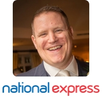 Chris Tibbetts | Group Head Digital Solutions | National Express » speaking at World Rail Festival