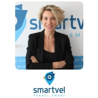 Jacqueline Ulrich, Cco - Chief Commerical Officer, Smartvel