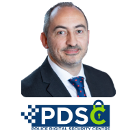 Simon Newman, Head of Cyber and Business Services, Police Digital Security Centre