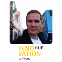 Gordon Charles Thompson | Portfolio Manager | Innogy Innovation Hub » speaking at Solar & Storage Live