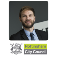 Wayne Bexton | Head Of Energy Services | Nottingham City Council » speaking at Solar & Storage Live