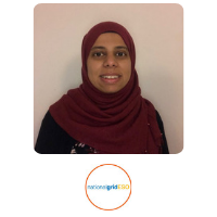 Shurooque Baloch | Power System Engineer | National Grid ESO » speaking at Solar & Storage Live