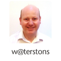 Tom Jarman | Senior Transformation Consultant | Waterstons ltd » speaking at Solar & Storage Live