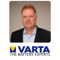 Bengt A Stahlschmidt | General Manager Ess | VARTA Storage GmbH » speaking at Solar & Storage Live