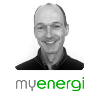 Chris Horne | Commercial Director | MyEnergi » speaking at Solar & Storage Live