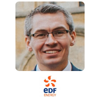 Daniel Bentham, Head Of Research And Development For Smart Customers, EDF Energy PLC