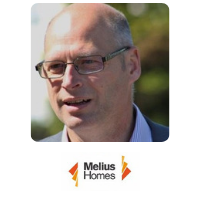 David Adams | Technical Director | Melius Homes » speaking at Solar & Storage Live