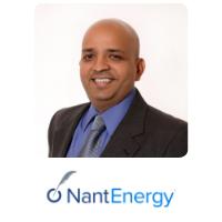 Ramkumar Krishnan, President, CTO, NantEnergy
