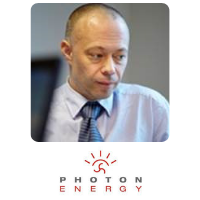 Jonathan Bates | Managing Director | Photon Energy » speaking at Solar & Storage Live