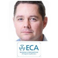 Luke Osborne, Energy Solutions Advisor, ECA