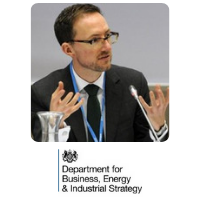 Matthew Billson | Head, Strategy - Energy Innovation | BEIS » speaking at Solar & Storage Live