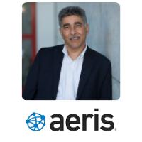 Mohsen Mohseninia | VP Europe | Aeris » speaking at Solar & Storage Live