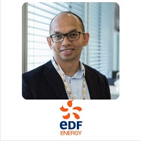 Tariq Dawood | Senior Engineer Asset Integrity Management for Nuclear & Offshore Wind | EDF Energy PLC » speaking at UAV Show