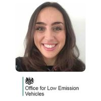 Steph Edwards |  | Office For Low Emission Vehicles » speaking at Solar & Storage Live