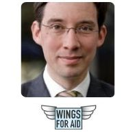 Barry Koperberg | Founder | Wings For Aid » speaking at UAV Show