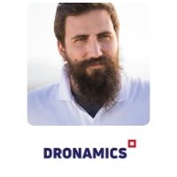 Svilen Rangelov, Chief Executive Officer, Dronamics