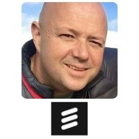 Steve Combes, Business Development Manager, Ericsson