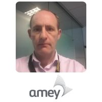 Michael Kehoe | General Manager | Amey » speaking at UAV Show